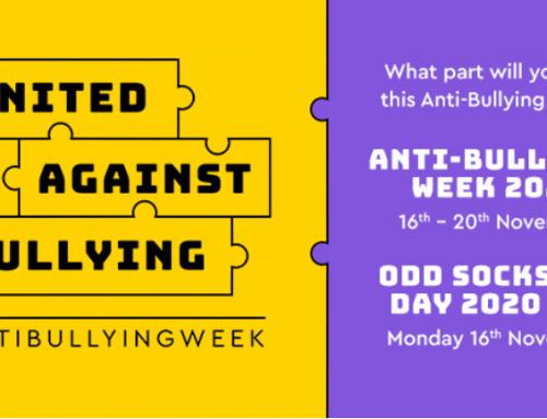 Wythnos Gwrth-Fwlio / Anti-Bullying Week