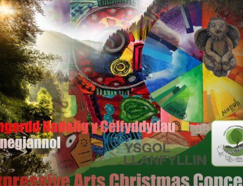 Cyngerdd Nadolig Ysgol Llanfyllin / Ysgol Llanfyllin's Christmas Concert
