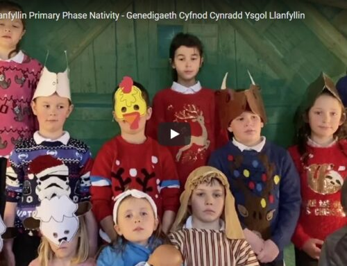 Stori'r Geni  Cyfnod Cynradd  / Primary Phase Nativity