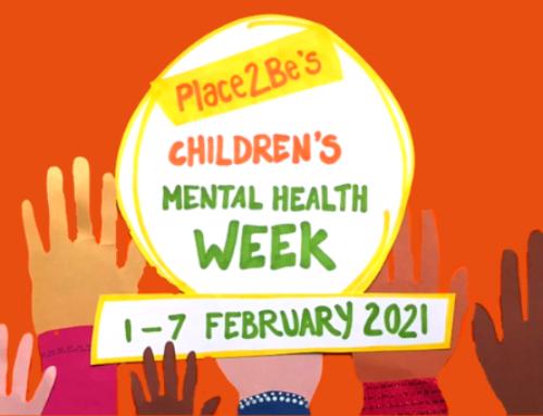 Wythnos Iechyd Meddwl Plant / Children's Mental Health Week