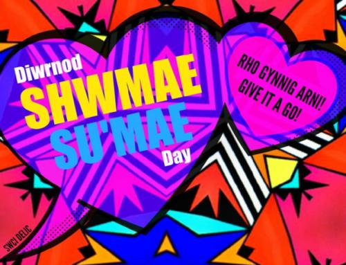 Shwmae, Su'mae